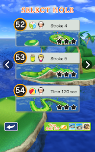 Jumble Golf : 150 Game Courses- screenshot thumbnail