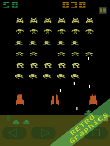 Classic Invaders screenshot 4