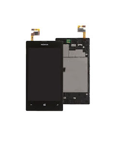Lumia 520 Display Black
