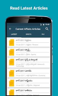 Telugu GK & Current Affairs - náhled