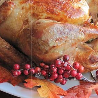 Perfect Turkey.