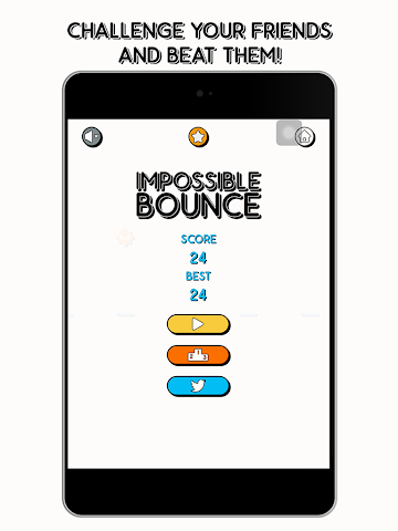 android Impossible Bounce Screenshot 14