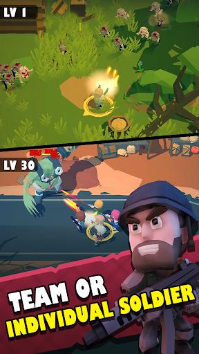 Code Triche Dead Spreading:Survival APK MOD screenshots 2