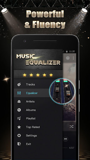 Music Player - Audio Player with Sound Changer 1.2.2 screenshots 6