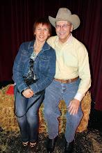 Photo: Bob Benedict, Exectuive Director PHCC NV and his bride