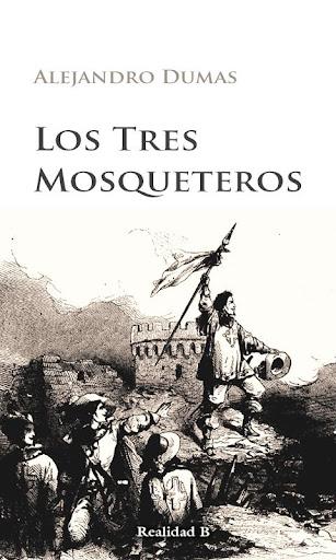 LOS TRES MOSQUETEROS - LIBRO
