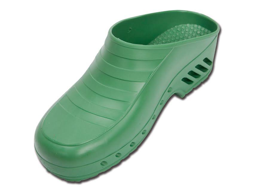 Vårdsko Grön