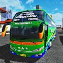 Mod BUSSID : Bus Jetliner SHD Livery ALS Terbaru icon