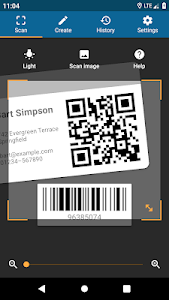 QRbot: QR code reader and barcode reader 2.1.0