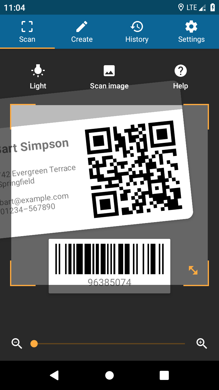 QRbot: QR code reader and barcode reader APK Cracked Free Download