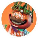 Tomato Head Fortnite Pop HD New Tab Themes