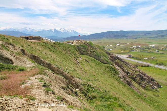Travel: Castles in Eastern Turkey: Šarduriḫinili, Çavuştepe
