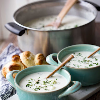 Creamy Clam Chowder Soup Recipes
