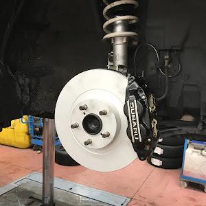 86 GT H25 1月登録のブレーキキャリパーのカスタム事例画像 tomo1012さんの2018年03月20日22:44の投稿