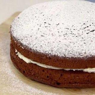 How To Make A Simple Chocolate Cake.