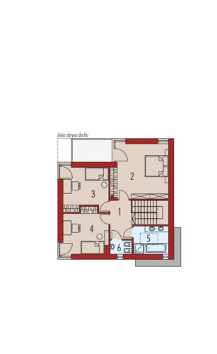 EX 2 soft - Rzut piętra