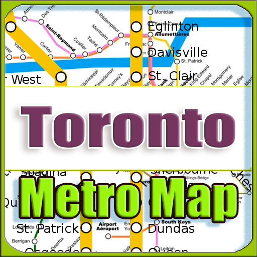 Subway Map Canada Toronto.Toronto Canada Metro Map Offline Apper Pa Google Play