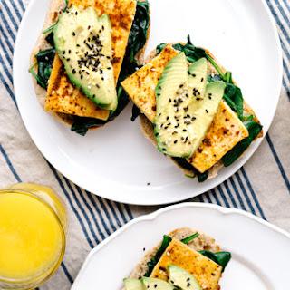 A SAVORY OPEN-FACE BREAKFAST SANDWICH Recipe