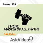 Synth Course For Reason's Thor