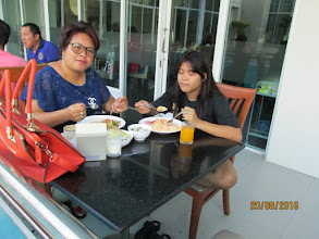 Photo: Bangkok breakfast ; Avana hotel
