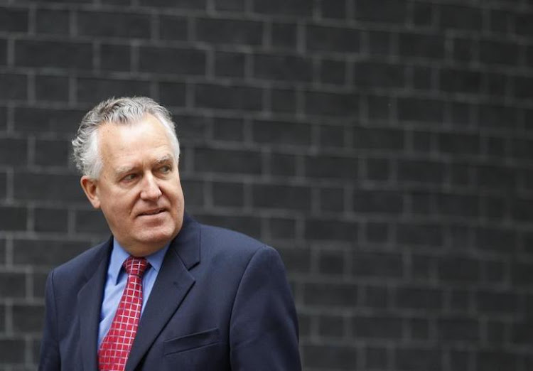 Peter Hain. Picture: REUTERS