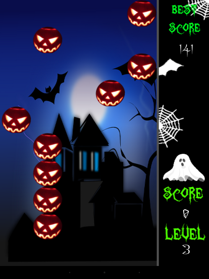 Halloween Pumpkin Pop- screenshot