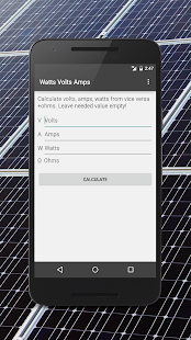 Renewable Energy Calculators- screenshot thumbnail