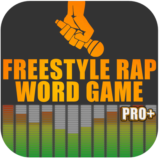 Freestyle Rap Word Game (PRO)