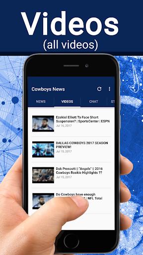Football News from Dallas Cowboys  screenshots 2