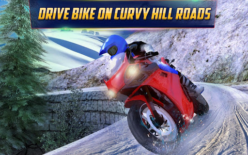 Crazy Offroad Hill Biker 3D screenshot 05