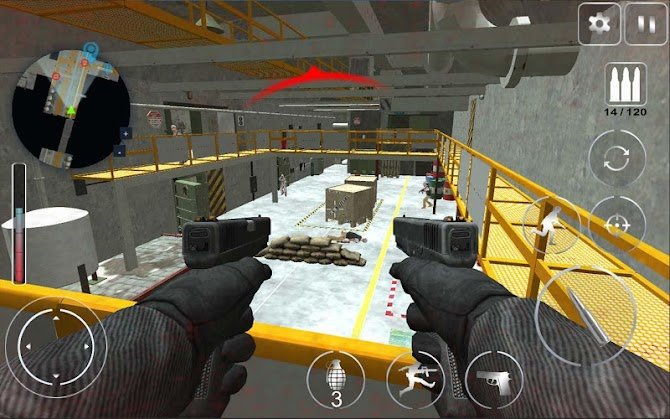 Call Of Modern Warfare : Secret Agent FPS Android 14