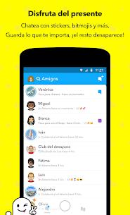 Snapchat: toma fotos y videos; comparte con amigos 2