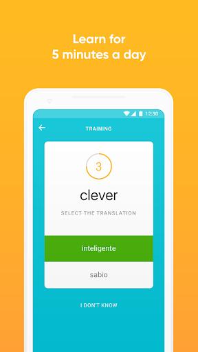 Bright – English for beginners screenshot 4