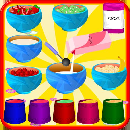 cooking games make fruit juice