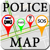 Police Map (Speed Camera Radar)