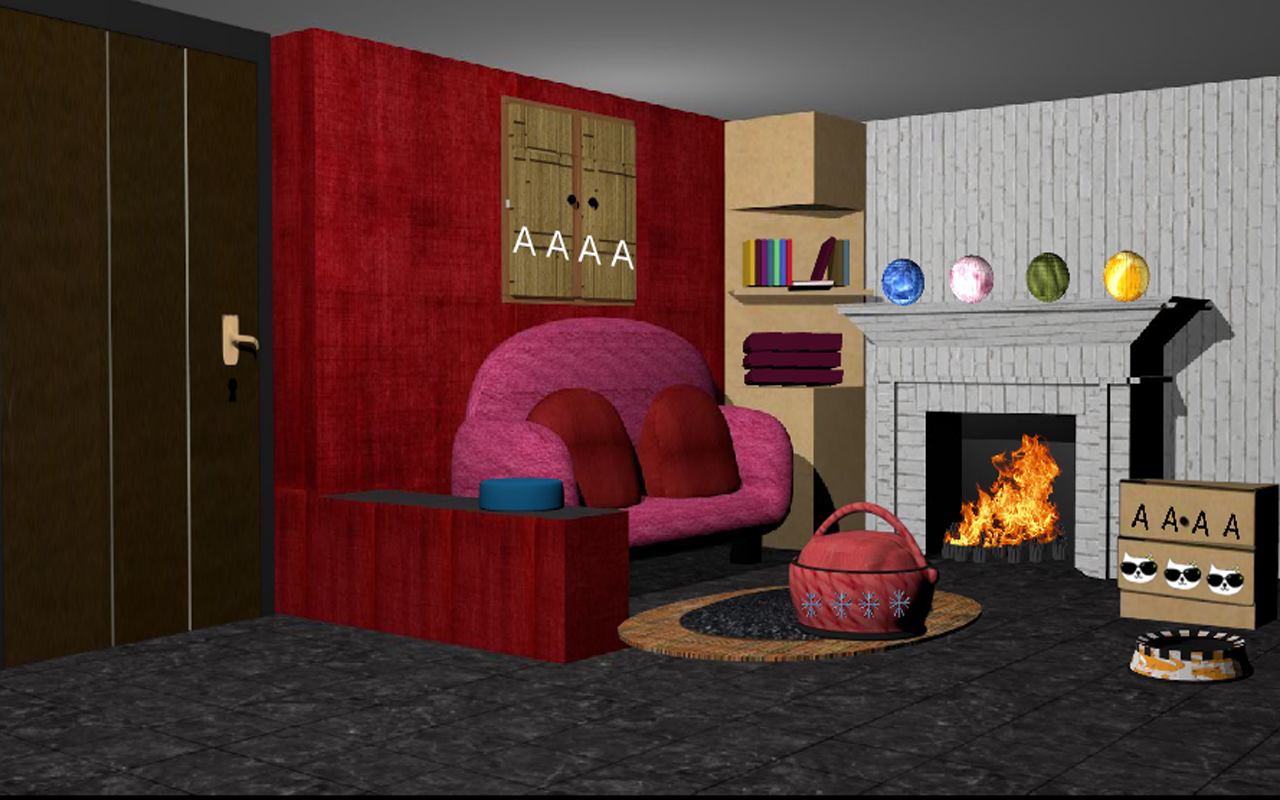3d Room Escape Puzzle Livingroom 4 Android Apps On