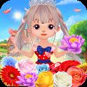 Blossom Crush - Puzzle Game icon