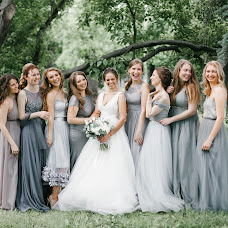 Wedding photographer Alena Nikolaevna (ElenaSys). Photo of 13.02.2018