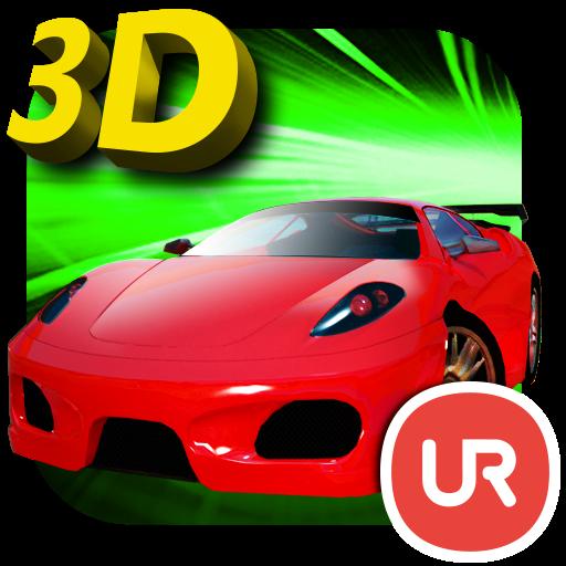 UR 3D Sport Car Live Theme 個人化 App LOGO-APP試玩