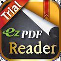 ezPDF Reader Free Trial icon