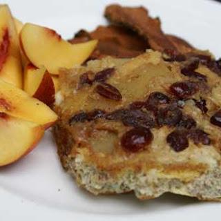 Apple Cranberry French Toast Bake