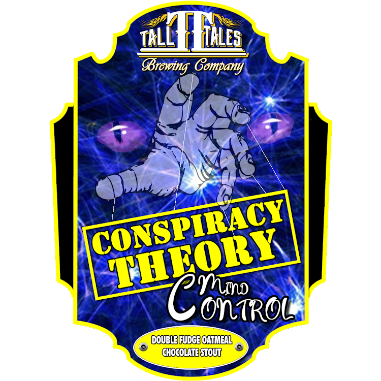 Logo of Tall Tales Conspiracy Theory - Mind Control