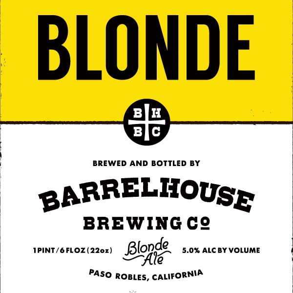 Logo of BarrelHouse Blonde - Tropical Wheat Ale