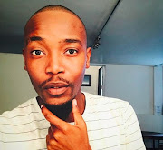 Vlogger and presenter Moshe Ndiki