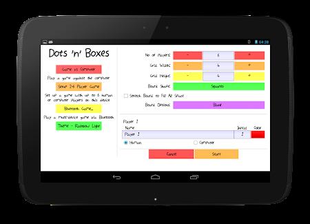 Dots and Boxes / Squares 2.2.0 screenshot 303522