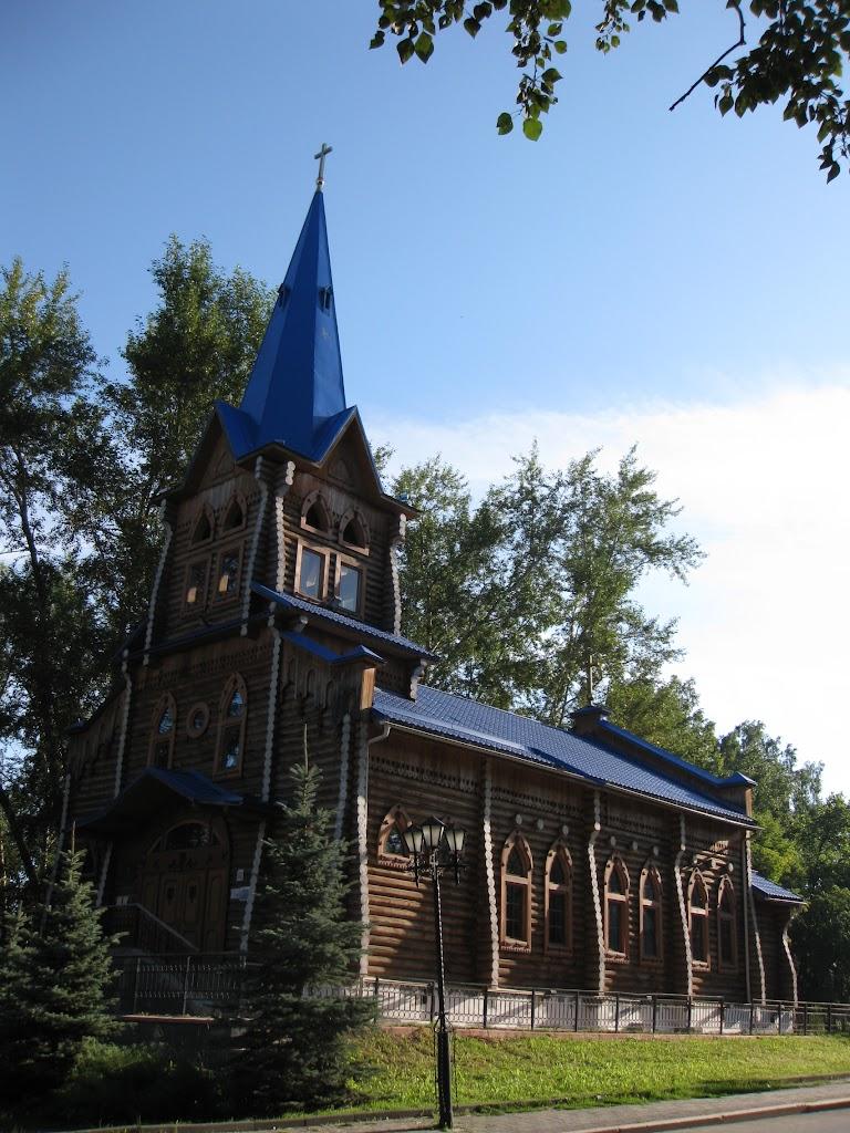 Томск, основанный Борисом Годуновым, - настоящая жемчужина Сибири