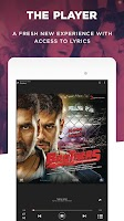 Screenshot of Gaana: Bollywood & Hindi Songs