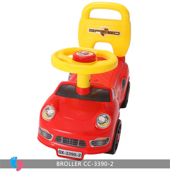 Chòi chân ô tô cho bé Broller CC-3390-2 11