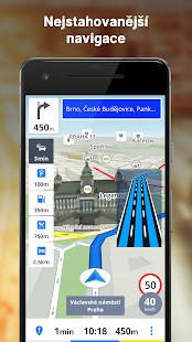 Sygic GPS Navigation Screenshot