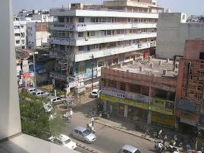 Photo: 7B120002 Hyderabad - widok z hotelu